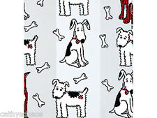 25 Puppy Pals Dogs Paws Bones Print Cello Food Party Treat Gift Bags Cellophane