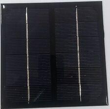 Mini Solar Panel 3W 6volt 495MA