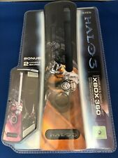 HALO 3 GRUNT - XBOX 360 FACEPLATE AND CONSOLE SKINZ - SEALED FROM MADCATZ