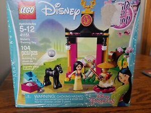 LEGO Disney Princess Mulan's Training Day Building Set 41151
