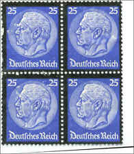 Germany Scott #441 Block of 4 Mint No Gum