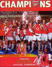 Official Arsenal Yearbook 2003/2004: The Ultimate Review of the 2004 Season (Ham