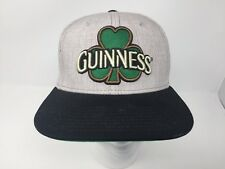 Brand New Adult Guinness Official Merchandise One Size Fits All Adjustable Hat