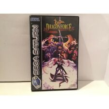 Dragon Force Sega Saturn Pal