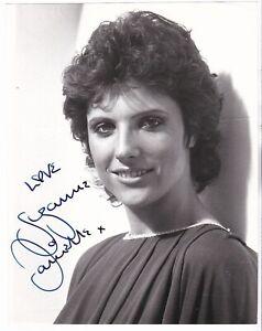 SUZANNE DANIELLE gorgeous signed vintage photograph - Carry On Emmannuelle etc.