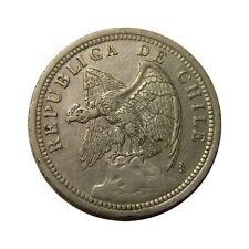 elf Chile 1 Peso 1933 Condor