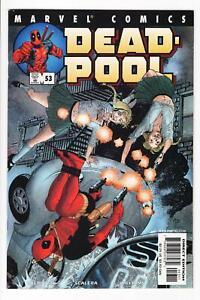 DEADPOOL Vol. 2, #53 Mercy Sisters JIMMY PALMIOTTI Marvel 2001 VF/NM high grade
