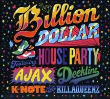 NEW Billion Dollar House Party (Audio CD)