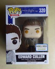Funko POP Vampire Edward Cullen Twilight Barnes Noble Exclusive Vinyl Figure