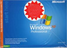 NEU Microsoft Windows XP PROFESSIONAL 2002 DE englisch MULTILINGUAL 5 CD MUI Pro
