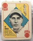 1951 Topps Red Backs Baseball Cards 18