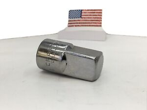 Craftsman 1/2 Drive Socket Adapter, Step Up 1/2 drive(f) To 3/4 drive (m), 4271