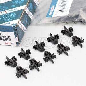50x Grille Retainer Clips For Mazda 323 626 929 MPV MX-6 Millenia Protege Black