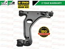 FOR VAUXHALL ASTRA G ZAFIRA A FRONT RIGHT LOWER WISHBONE ARM CDTi DI DTi TURBO