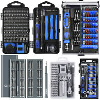 25-120In1 Insulated Magnetic Precision Torx Screwdriver Repair Tool Bits_Kit Set