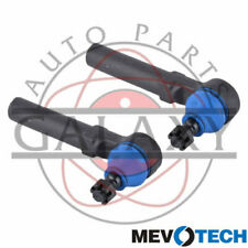 New Mevotech Replacement Outer Tie Rod End Pair For Ford Mustang 94-04