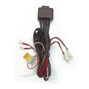 Tagfahrlicht Modul Zündungserkennung Dimm Coming Home Funktion für 12V LED TFL
