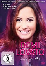 Demi Lovato-this is me DVD nuevo