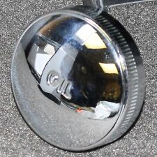 Chrome Oil Cap: Harley Davidson 1937-1973 45CI Flathead 1953 Servi-Car 611407-37