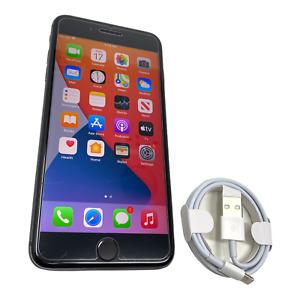 Apple iPhone 8 Plus 64GB Space Grey Factory Unlocked Smartphone BACK CRACKED