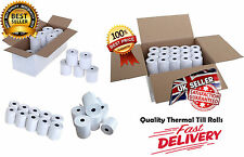 Thermal Till Rolls 80 x 80mm SPECIAL OFFER 50 boxes of 20 rolls uk suppliers