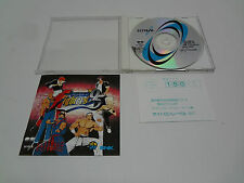 OST The King Of Fighters 95 No Spine SNK NEO GEO Japan
