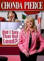 Chonda Pierce Did I Say That Out Loud? - DVD By Chonda Pierce - VERY GOOD