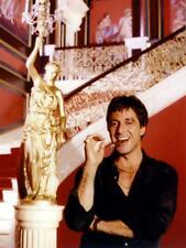 Al Pacino Scarface Poster Smiling Cigar Mansion