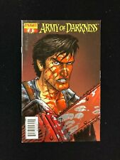 Army of Darkness # 8 A - Dynamite Comics