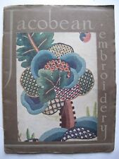 JACOBEAN CREWEL WORK by PENELOPE, Briggs & Co., Ltd, 1939 - Embroidery