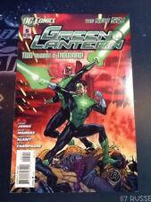 Green Lantern #5 DC Comics New 52 Comic VF/NM 9.0 (CBTT006)