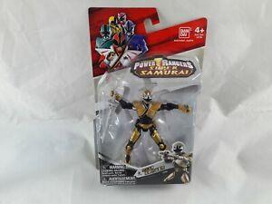 Power Rangers Super Samurai Mega Ranger Gold Light Antonio Figure