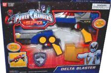 Power Rangers SPD Omega Edition Delta Blaster NEW White Ranger Factory Sealed