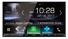 Kenwood DDX9017DABS - 7inch Apple Car Play Android Auto Bluetooth 3 DVD USB