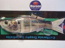 Morone Swimbait Giz Thread Gizzard Shad Threadfin Swimbaits  striper bass Lure