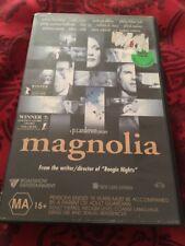 MAGNOLIA - TOM CRUISE, JEREMY BLACKMAN -   VHS VIDEO