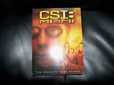 CSI: Miami - The Complete Third Season (DVD, 2012, 7-Disc Set) BRAND NEW