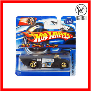 Willys Coupe 1941 HWP - 2006 170 Collectible Diecast by Hot Wheels Mattel