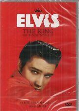 "DVD "" ELVIS -THE KING OF ROCK 'N' ROLL"" 30 TITRES  NEUF SOUS BLISTER"
