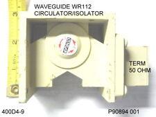WAVEGUIDE WR112 CIRCULATOR ISOLATOR  UBR FLANGES