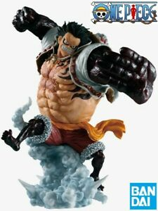 Bandai One Piece Luffy Gear 4 Boundman Battle Memories Ichiban Figure Brand New