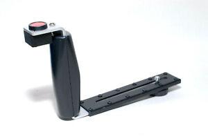 Hama Griff Winkelschiene mit 2,5mm Klinke Auslöser Anschluß (gebraucht)