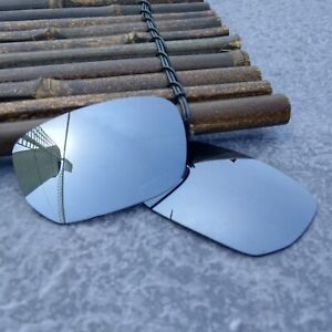 LensOcean Polarized Replacement lenses for-Oakley Style Switch OO9194 - Silver
