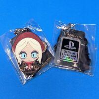 Bloodborne Plain Doll PVC Tag - Charm Keychain Figure Pin Luggage Phone PS4