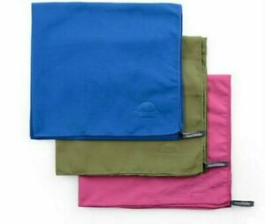 Swimming Towel Quick Dry Pink For Gym Travel Hiking Fitness Outdoor Sport Towels