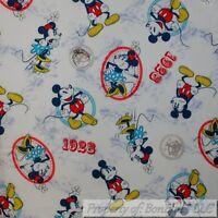 BonEful Boutique Disney Mickey Minnie Mouse Head Fabric Iron On Costume Applique