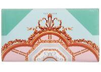 Ted Baker London Women's Estela Patent Leather Versailles Travel Wallet Set -NWT