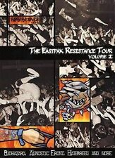 NEW Eastpak Resistance Tour, Vol. 1 (DVD)