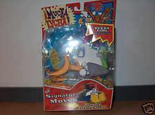 MOC Mucha Lucha! Buena Girl Bulldozer of Truth  2003