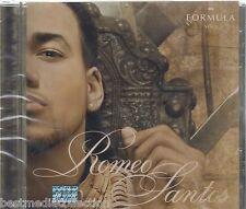 Romeo Santos CD NEW Formula Vol 1** ALBUM Featuring Lil Wayne Brand New SEALED